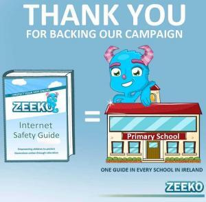 Thank You for Backing our Campaign