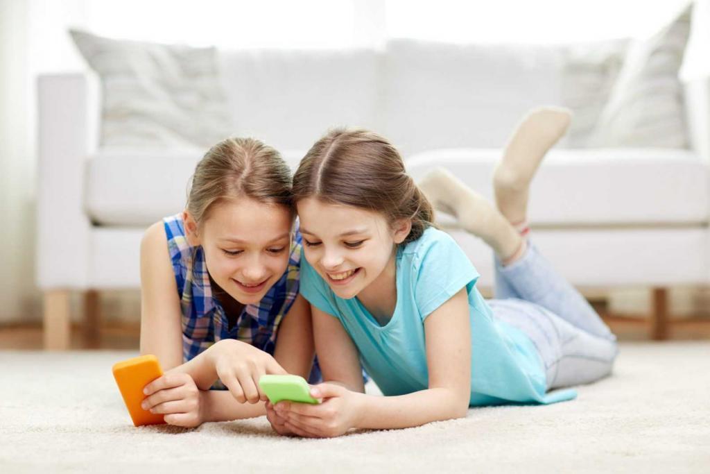 Children and Smartphones: Keeping Kids Safe