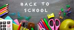 Back to School: Be sure to Pack Internet Safety in your Child's Schoolbag