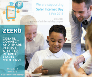Create, Connect and Share Respect: Safer Internet Day 2018!