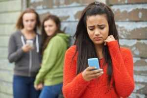 Helping your Child Deal with Cyberbullying