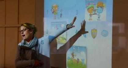 Seminar Ursula at Screen