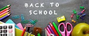 Back to School: Remember the Online Safety Rules!