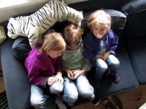 Young Children and Tablets: Educational Apps that can Foster Cognitive Development