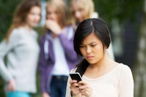 Cyberbullying: Helping your Child to Deal with it